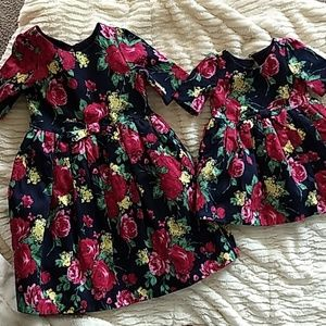 Gorgeous Janie and Jack floral dresses